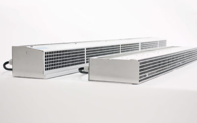 New addition to the family – BlueSeal compact air curtain for refrigerated vans is finally here!