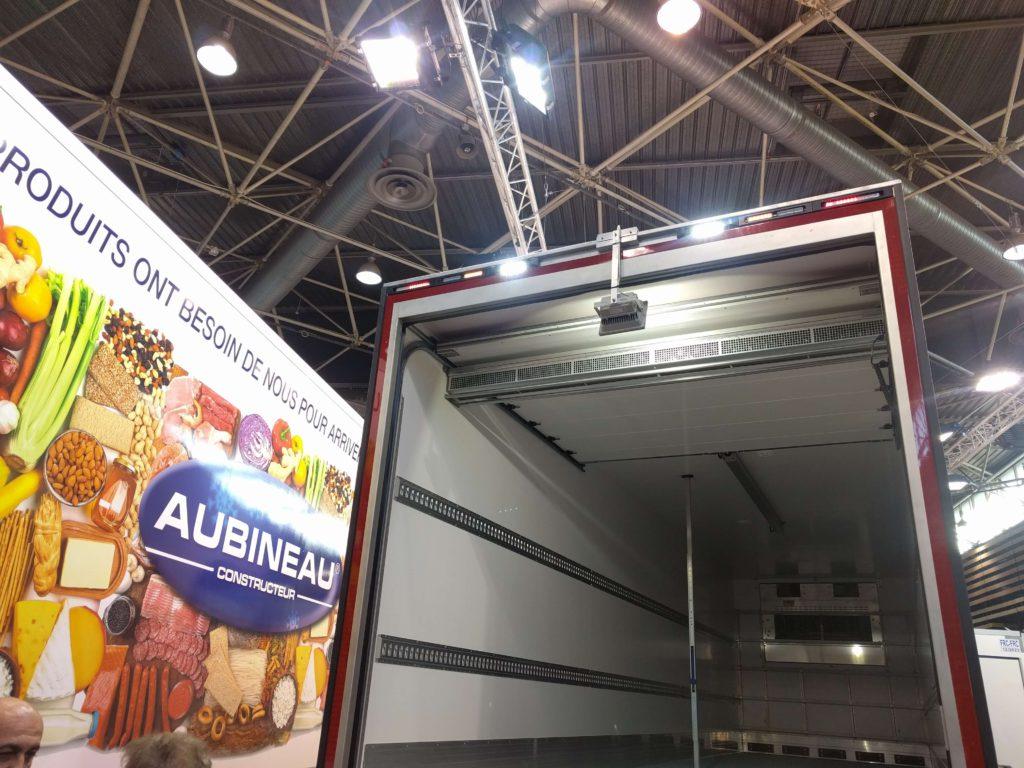 Rideau d' air BlueSeal in Aubineau vehicle