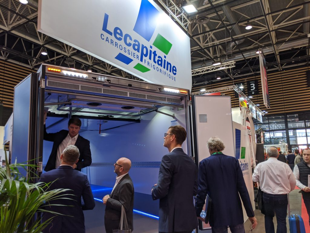 lecapitaine solutrans 2019