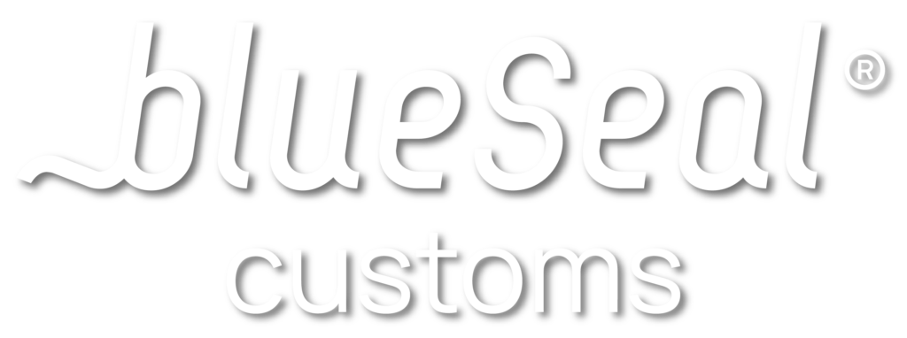 blueseal customs logo