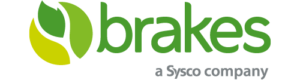 brakes foodservice logoq