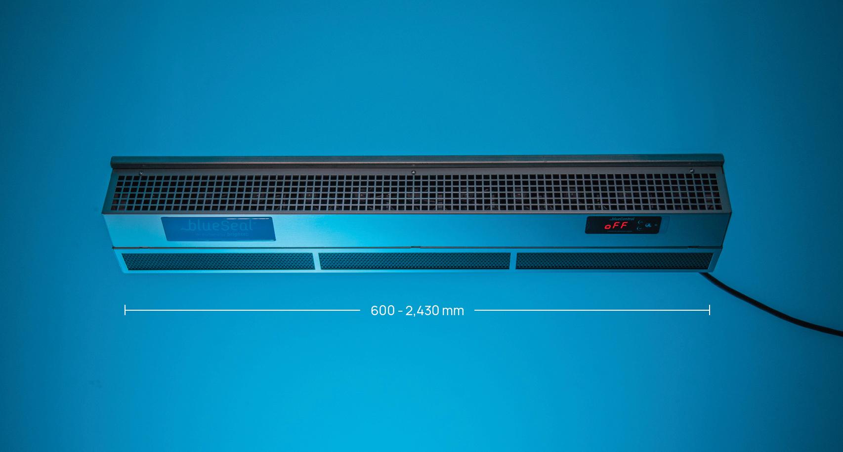bluecontrol custom size